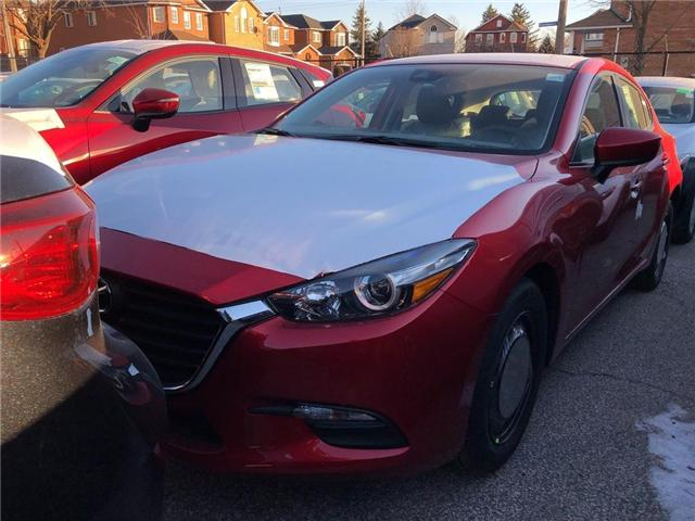 2018 Mazda Mazda3 GX (Stk: 181235) in Toronto - Image 1 of 5