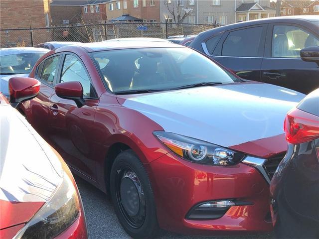 2018 Mazda Mazda3 GX (Stk: 181235) in Toronto - Image 2 of 5