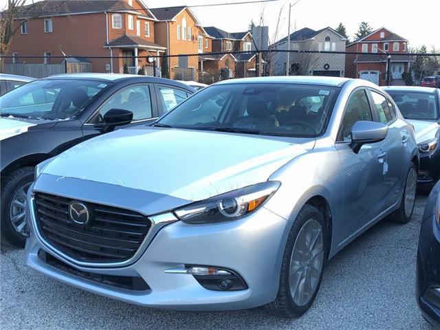 2018 Mazda Mazda3 GT (Stk: 181241) in Toronto - Image 1 of 5