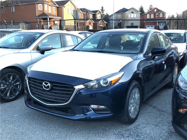 2018 Mazda Mazda3  (Stk: 181245) in Toronto - Image 1 of 5