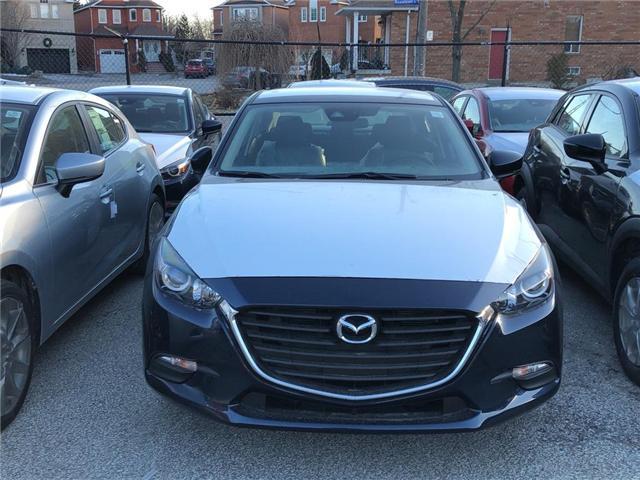 2018 Mazda Mazda3  (Stk: 181245) in Toronto - Image 2 of 5