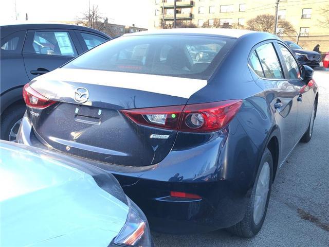 2018 Mazda Mazda3  (Stk: 181245) in Toronto - Image 5 of 5