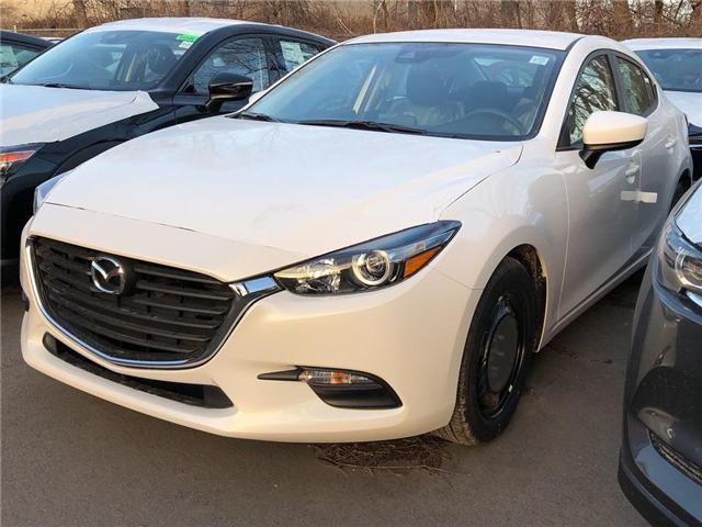 2018 Mazda Mazda3 GX (Stk: 181246) in Toronto - Image 1 of 5