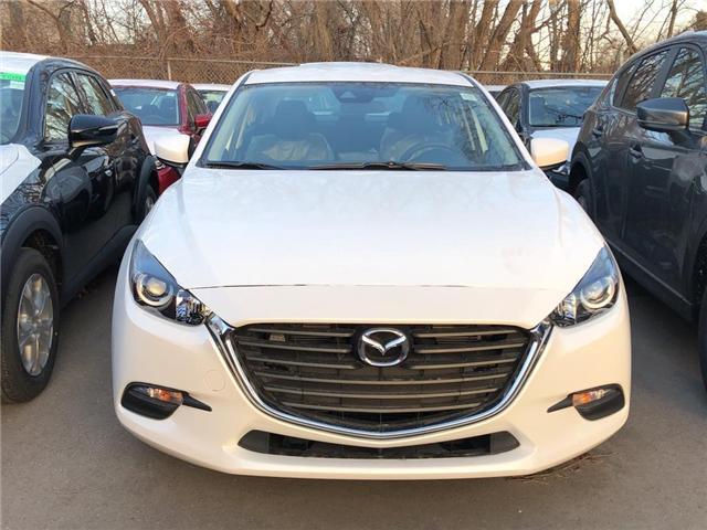 2018 Mazda Mazda3 GX (Stk: 181246) in Toronto - Image 2 of 5