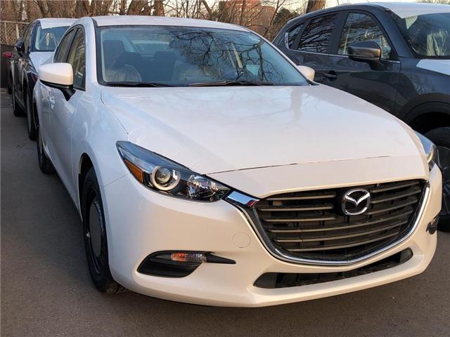 2018 Mazda Mazda3 GX (Stk: 181246) in Toronto - Image 3 of 5