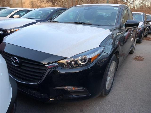 2018 Mazda Mazda3  (Stk: 181242) in Toronto - Image 1 of 5