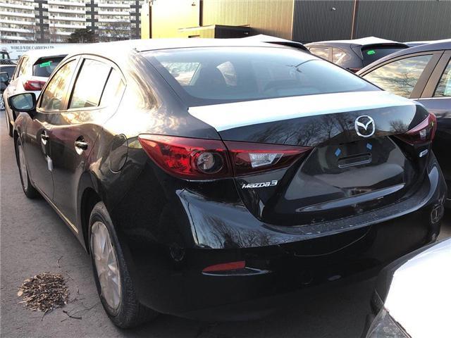 2018 Mazda Mazda3  (Stk: 181242) in Toronto - Image 3 of 5