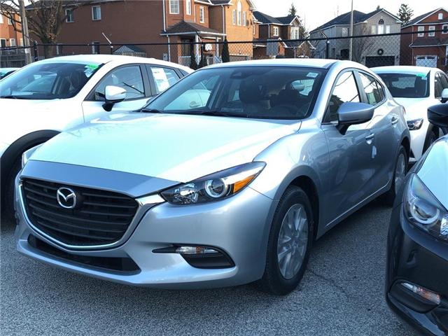 2018 Mazda Mazda3  (Stk: 181252) in Toronto - Image 1 of 5
