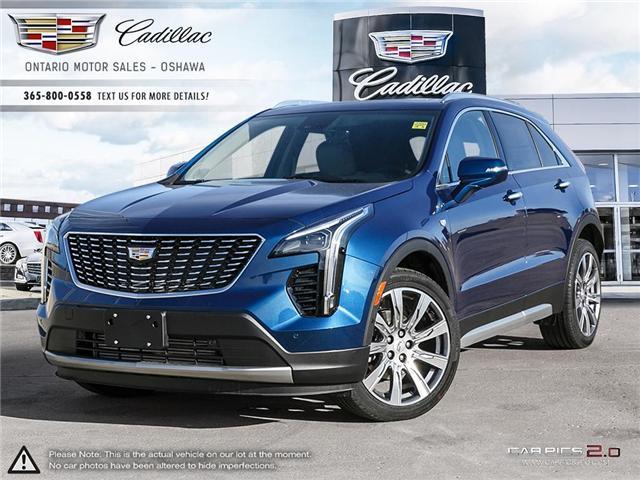 2019 Cadillac XT4 Premium Luxury (Stk: 9130493) in Oshawa - Image 1 of 19