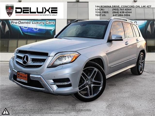 2013 Mercedes-Benz Glk-Class Base (Stk: D0495) in Concord - Image 1 of 17