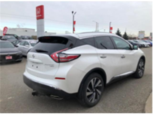 2017 Nissan Murano  (Stk: J9093A) in Georgetown - Image 2 of 11