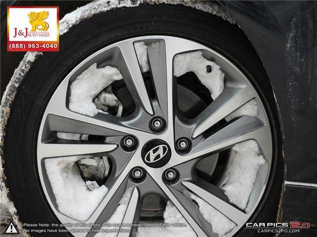 2018 Hyundai Elantra Limited (Stk: J19000) in Brandon - Image 6 of 27