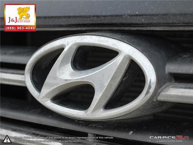 2018 Hyundai Elantra Limited (Stk: J19000) in Brandon - Image 9 of 27