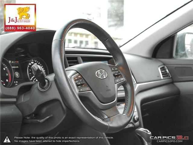 2018 Hyundai Elantra Limited (Stk: J19000) in Brandon - Image 13 of 27