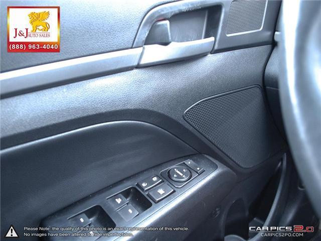 2018 Hyundai Elantra Limited (Stk: J19000) in Brandon - Image 17 of 27
