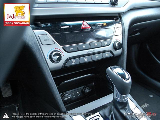 2018 Hyundai Elantra Limited (Stk: J19000) in Brandon - Image 20 of 27