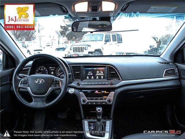 2018 Hyundai Elantra Limited (Stk: J19000) in Brandon - Image 25 of 27