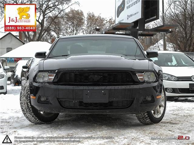 2011 Ford Mustang V6 (Stk: J18114-2) in Brandon - Image 2 of 27