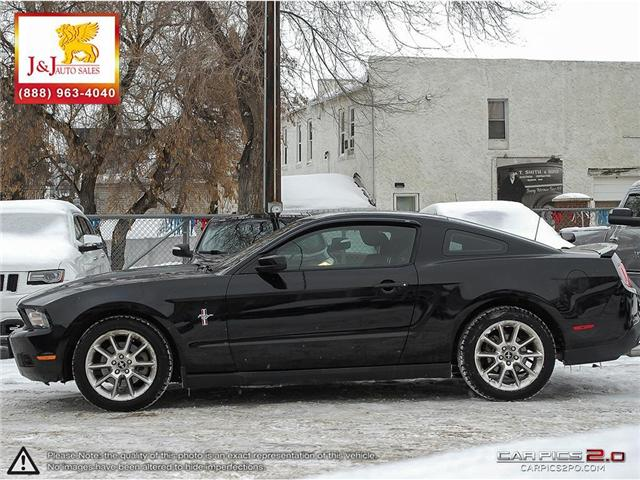 2011 Ford Mustang V6 (Stk: J18114-2) in Brandon - Image 3 of 27
