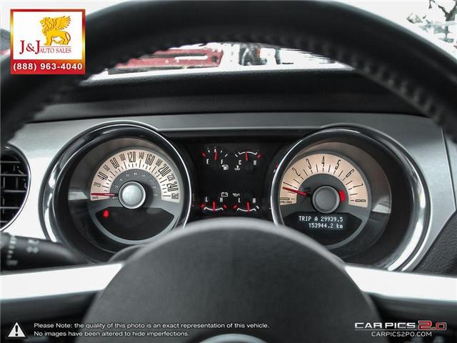 2011 Ford Mustang V6 (Stk: J18114-2) in Brandon - Image 15 of 27