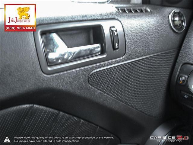 2011 Ford Mustang V6 (Stk: J18114-2) in Brandon - Image 17 of 27