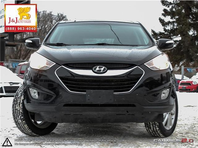 2013 Hyundai Tucson Limited (Stk: J19001) in Brandon - Image 2 of 27