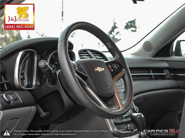2016 Chevrolet Malibu Limited LS (Stk: J18128) in Brandon - Image 13 of 27
