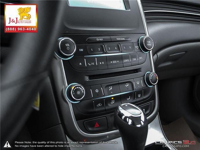2016 Chevrolet Malibu Limited LS (Stk: J18128) in Brandon - Image 20 of 27