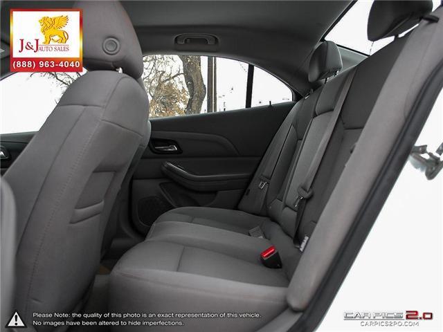 2016 Chevrolet Malibu Limited LS (Stk: J18128) in Brandon - Image 24 of 27