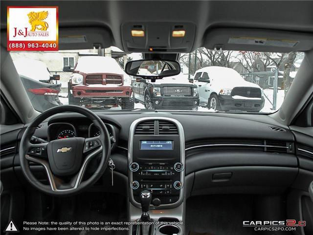 2016 Chevrolet Malibu Limited LS (Stk: J18128) in Brandon - Image 25 of 27