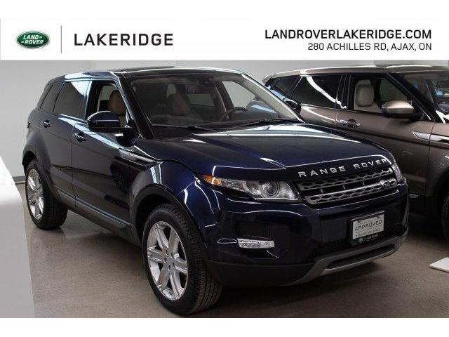 2015 Land Rover Range Rover Evoque Pure Plus (Stk: P0106) in Ajax - Image 1 of 23