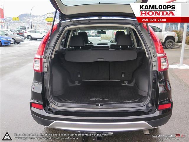 2016 Honda CR-V EX-L (Stk: 14021A) in Kamloops - Image 11 of 26