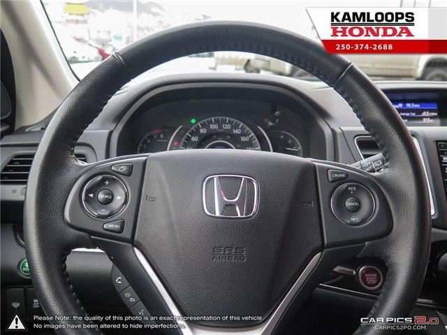 2016 Honda CR-V EX-L (Stk: 14021A) in Kamloops - Image 15 of 26