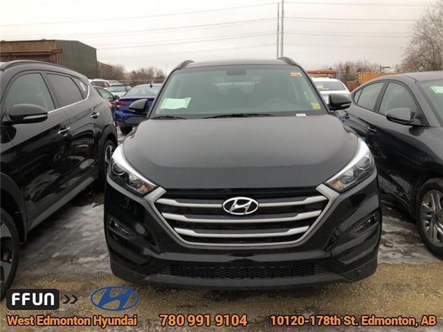 2018 Hyundai Tucson  (Stk: TC89359) in Edmonton - Image 2 of 6