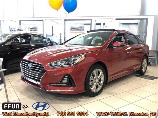 2018 Hyundai Sonata Limited (Stk: SN86543) in Edmonton - Image 1 of 5