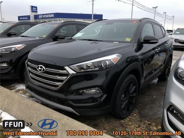 2018 Hyundai Tucson  (Stk: TC84706) in Edmonton - Image 1 of 5
