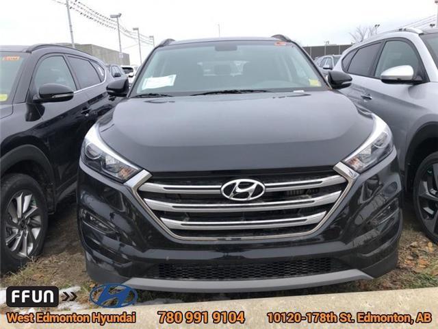 2018 Hyundai Tucson  (Stk: TC84706) in Edmonton - Image 2 of 5