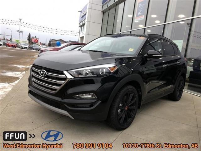 2018 Hyundai Tucson  (Stk: TC83655) in Edmonton - Image 1 of 5