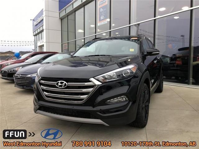 2018 Hyundai Tucson  (Stk: TC83655) in Edmonton - Image 2 of 5