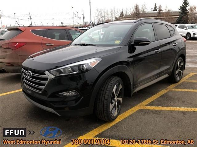 2018 Hyundai Tucson  (Stk: TC87018) in Edmonton - Image 1 of 5