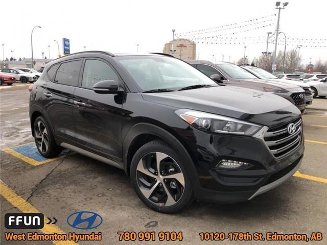 2018 Hyundai Tucson  (Stk: TC87018) in Edmonton - Image 2 of 5