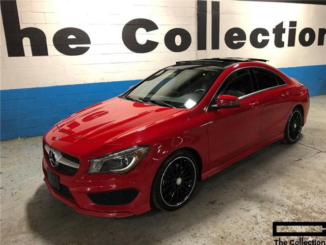 2015 Mercedes-Benz CLA-Class Base (Stk: WDDSJ4) in Toronto - Image 1 of 29