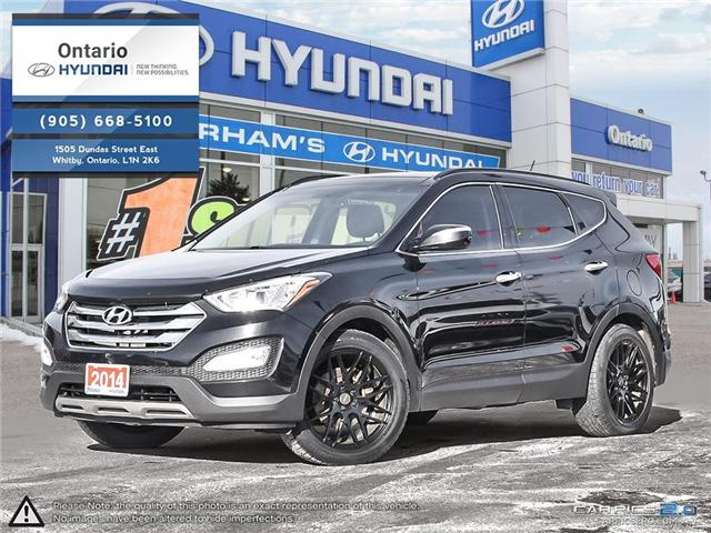 2014 Hyundai Santa Fe Sport 2.0T Limited / AWD (Stk: 84442K) in Whitby - Image 1 of 27