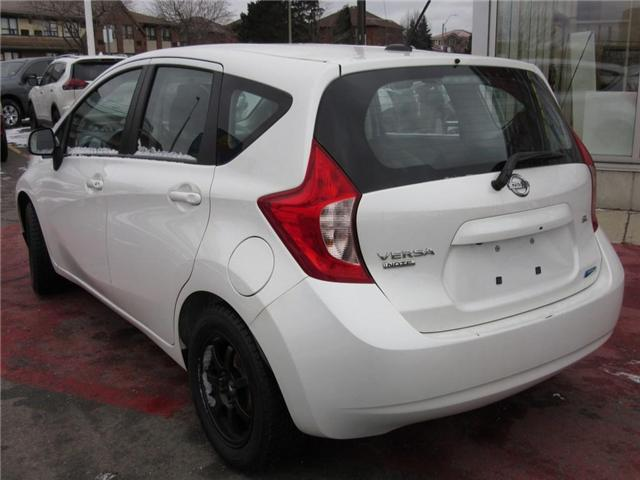 2014 Nissan Versa Note 1.6 SL (Stk: N18585AA) in Hamilton - Image 3 of 13
