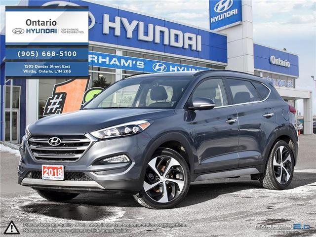 2017 Hyundai Tucson Limited 1.6 Turbo (Stk: 07147K) in Whitby - Image 1 of 27