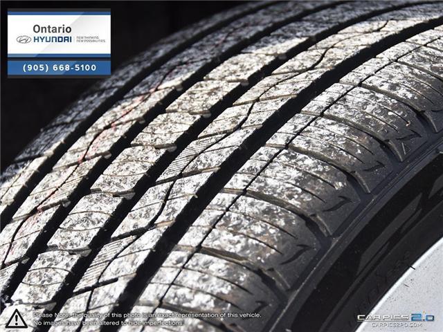 2017 Hyundai Tucson Limited 1.6 Turbo (Stk: 07147K) in Whitby - Image 7 of 27