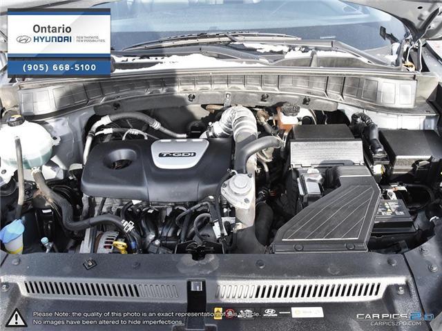 2017 Hyundai Tucson Limited 1.6 Turbo (Stk: 07147K) in Whitby - Image 8 of 27