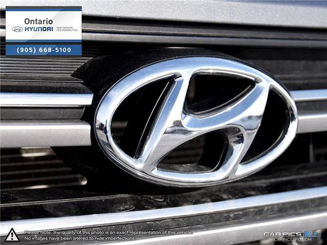 2017 Hyundai Tucson Limited 1.6 Turbo (Stk: 07147K) in Whitby - Image 9 of 27