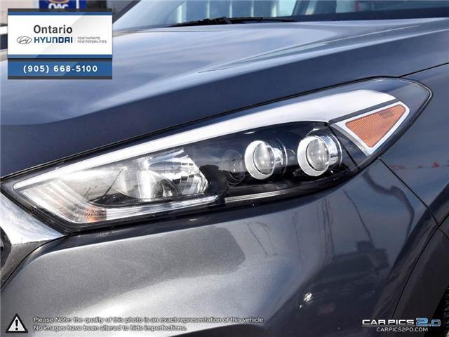 2017 Hyundai Tucson Limited 1.6 Turbo (Stk: 07147K) in Whitby - Image 10 of 27