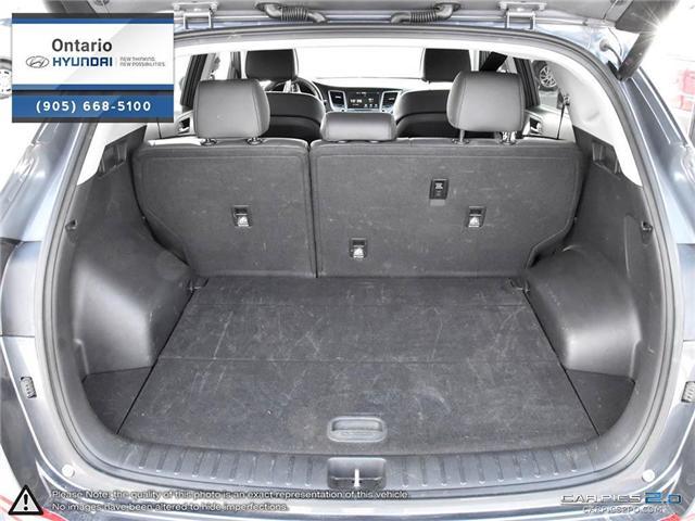 2017 Hyundai Tucson Limited 1.6 Turbo (Stk: 07147K) in Whitby - Image 11 of 27